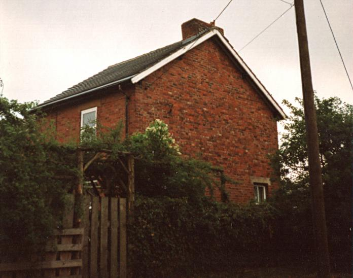 Brompton Carr Crossing, May 1996