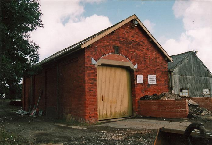 Forge Valley Goods Warehouse
