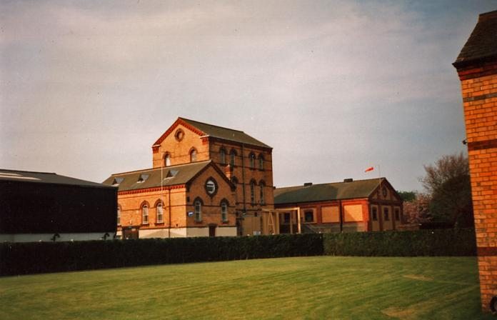 Irton Waterworks, May 1996