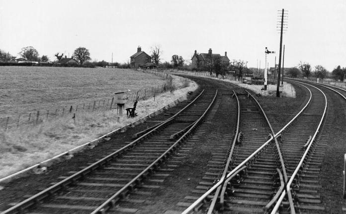 Mill Lane Junction February 1965