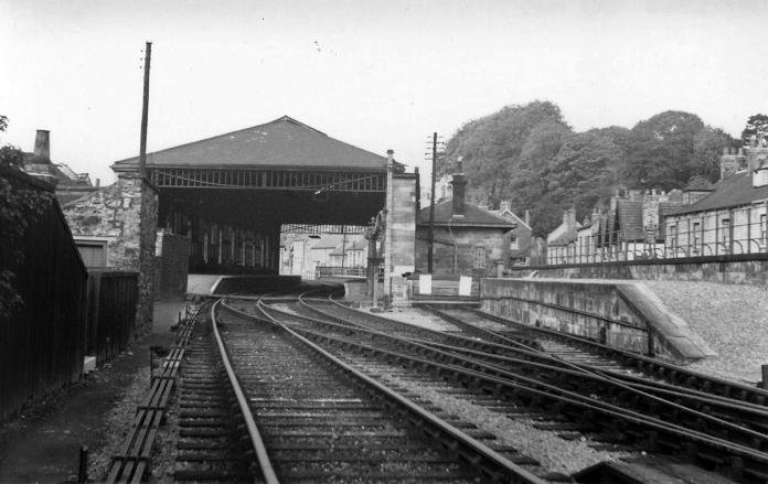 Pickering Station, September 1949