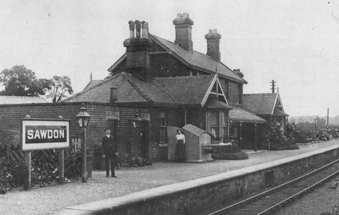 Sawdon Station Building