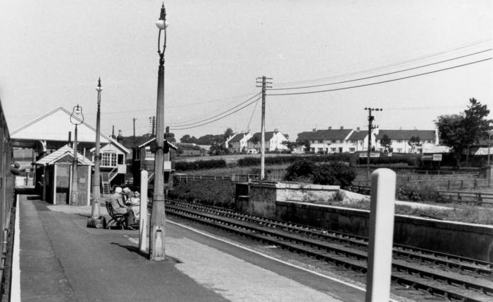 Seamer Station, June 1968